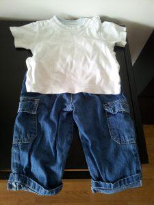 Vêtements bébé d'occasion