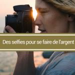 concours de selfies
